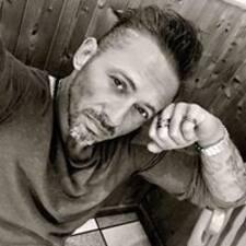 Gabor felhasználói profilja