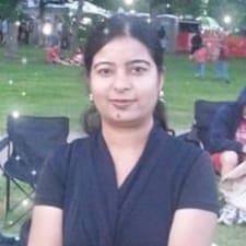Profil Pengguna Reena