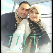 Mohd Ali felhasználói profilja