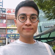 Minwoo User Profile