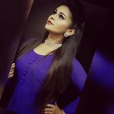 Profil utilisateur de Pavithra