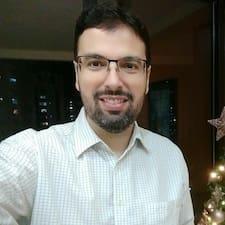 Roberto Vinhaes Maluf felhasználói profilja