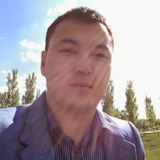 Nutzerprofil von Nauryzbek