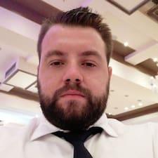 Rigels felhasználói profilja