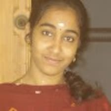 Haritha felhasználói profilja