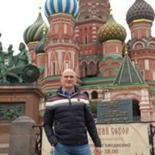 Sergej User Profile