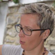 Användarprofil för Kateřina