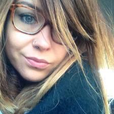 Daphnée felhasználói profilja