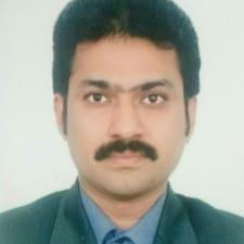 Sreenivas felhasználói profilja