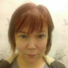 Profil utilisateur de Marja