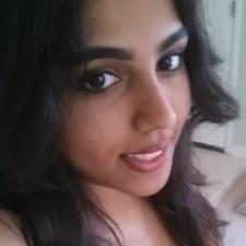 Tapasya felhasználói profilja