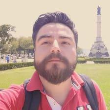 Esteban Alfredo User Profile