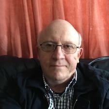 Desmond Brukerprofil