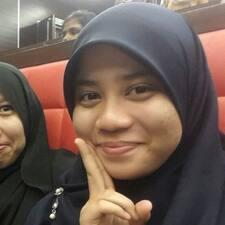 Henkilön Siti  Nur Baiti käyttäjäprofiili