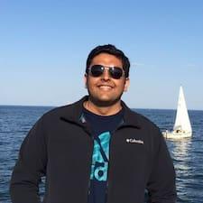 Sairam felhasználói profilja