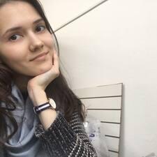Профиль пользователя Эвелина