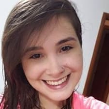 Mariana Luara的用戶個人資料