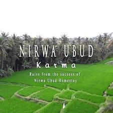 Nirwa的用戶個人資料