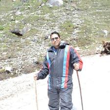 Pradipta User Profile
