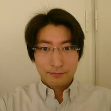 Perfil do utilizador de Shinji