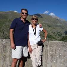 Profil Pengguna Christine & Laurent