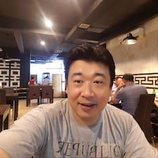 Jongju felhasználói profilja