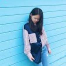 Profil utilisateur de 梁绮华