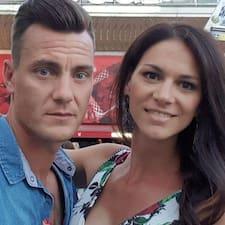 Profil korisnika Vanessa & Ludovic