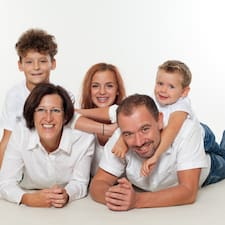 Peter, Evelyn & Kids User Profile