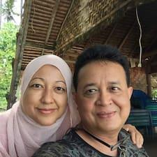 โพรไฟล์ผู้ใช้ Amin & Norie