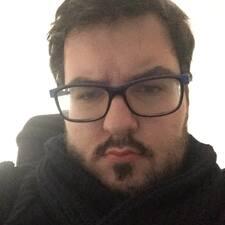 Profil Pengguna Jean-François