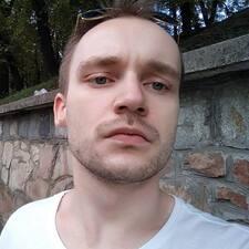 Uladzimir User Profile