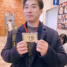 Profil korisnika Seongho