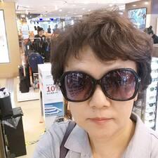 Henkilön 蒲江蓉 käyttäjäprofiili