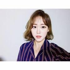 Perfil do utilizador de 서영