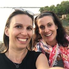 Profil utilisateur de Liz & Amanda
