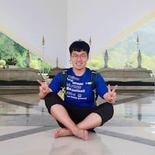 Profil utilisateur de Jingkun