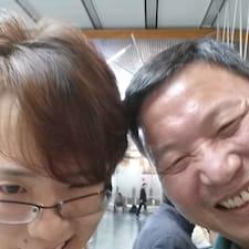 Gebruikersprofiel Myung Jin