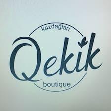 Nutzerprofil von Qekik