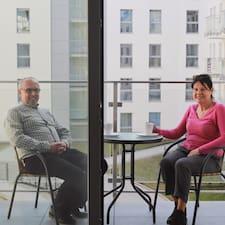 Profil Pengguna Danka & Tadeusz