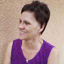Profil korisnika Marie-Jo