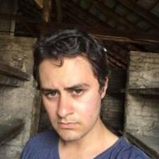 Pablo Rodrigo felhasználói profilja
