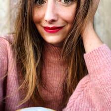 Profilo utente di Marie-Loup