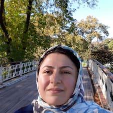 Arefe felhasználói profilja