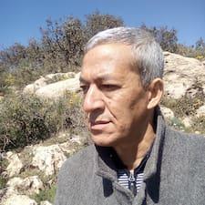 Henkilön Abdelghani käyttäjäprofiili