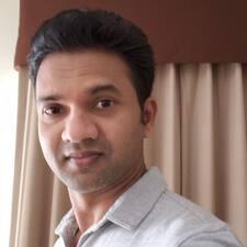 Användarprofil för Rajesh