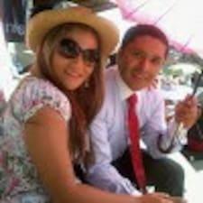 Nutzerprofil von Esteban&Brenda