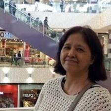 Maria Rosario felhasználói profilja