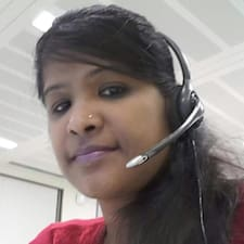Nutzerprofil von Sarikha