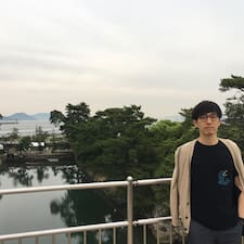 Perfil do usuário de 최